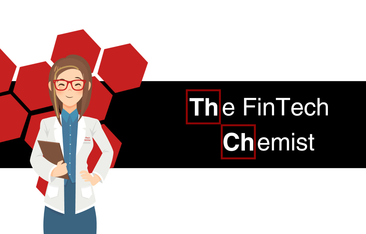 Fintech chemist digital identity boiling point