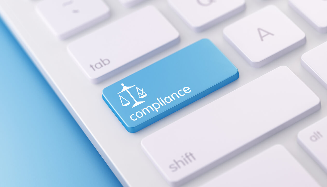 Four steps to achieving digital compliance
