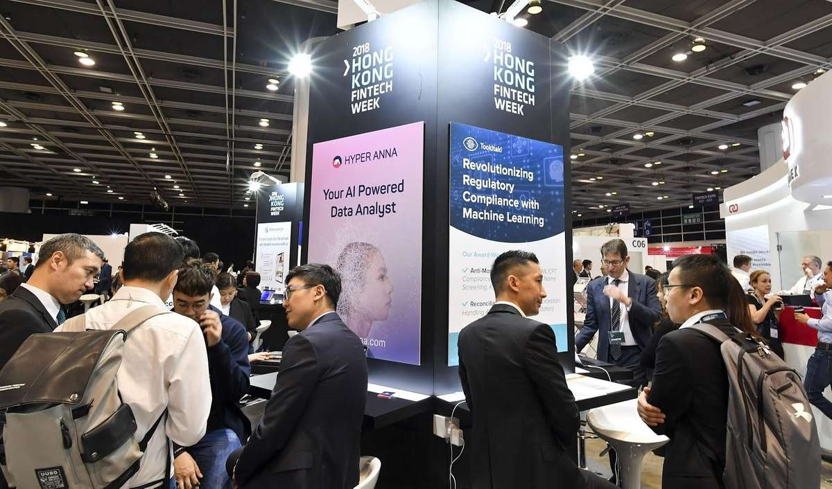 Hong kong fintech week 2019 investhk announces significant expansion