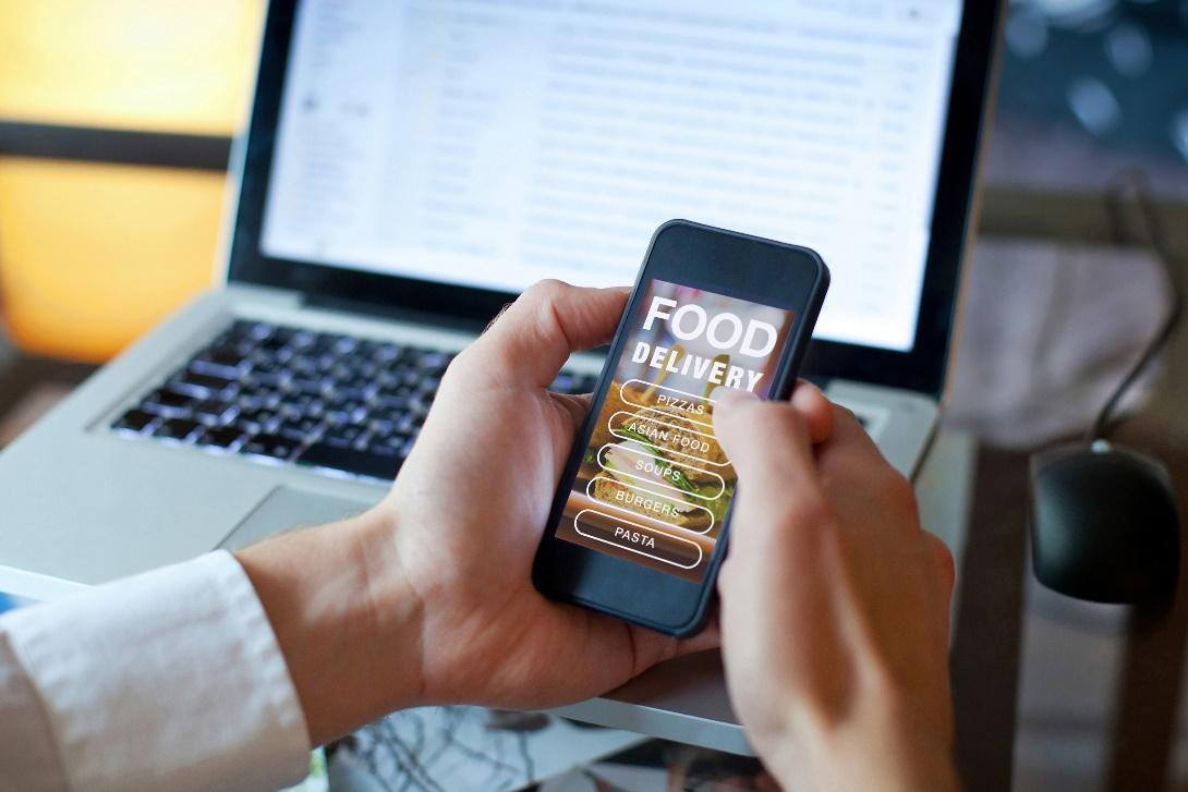 Online food delivery winner takes all market
